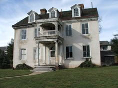 Abandoned Mansion by Maria*PA, via Flickr