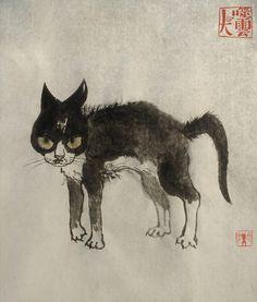 #cat #illustration #art