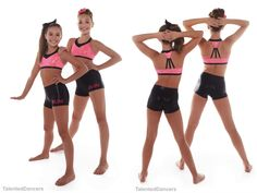 #ZieglerMackenzie modeled for abby lee dance wear