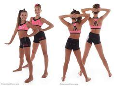 #ZieglerMackenzie modeled for abby lee dance wear