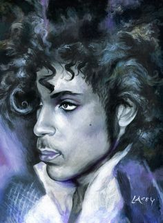 Artwork by Dan Lacey Prince Drawing, Prince Images, Prince Quotes, The Artist Prince, Prince Purple Rain, Art Corner, Roger Nelson, Prince Rogers Nelson, Purple Reign