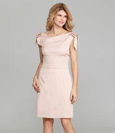 Antonio Melani Maurcine Asymmetric Cowlneck Dress | Dillards.com