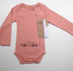 Maed for mini romper. Now available at www.maedformini.com