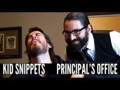 BoredShortsTV - Kid Snippets: Principal's Office