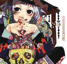 Halloween Juuzou (Tokyo Ghoul) - Render by azizkeybackspace on DeviantArt Read Tokyo Ghoul, Juuzou Tokyo Ghoul, Juuzou Suzuya, Halloween Prints, Halloween Pictures, Anime Halloween, Happy Halloween, Anime Manga, Anime Guys
