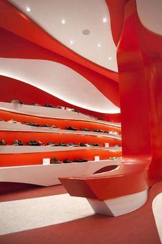 크림슨 구두 상점 커브 : cero에 의해 그라나다 캠핑 가게