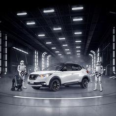 "Check out this @Behance project: ""Nissan Kicks Star Wars"" https://www.behance.net/gallery/60166791/Nissan-Kicks-Star-Wars"