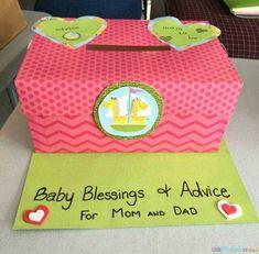 Baby advice box
