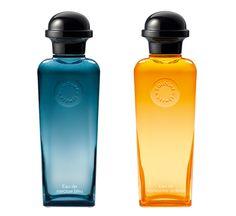 Eau de Mandarine Ambrée et Eau de Narcisse Bleu d'Hermès http://www.vogue.fr/beaute/shopping/diaporama/shopping-beaute-eaux-de-colognes-parfums/14089/image/785799#!eau-de-mandarine-ambree-et-eau-de-narcisse-bleu-d-hermes