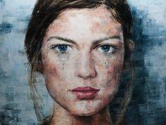 Harding Meyer(21-2013) oil on canvas 190x250cm