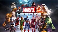 MMOWorldXD: Divulgado novo trailer de Marvel Heroes