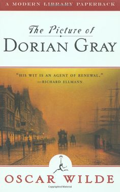 The Picture of Dorian Gray (Modern Library Classics): Oscar Wilde,Jeffrey Eugenides: 9780375751516: Amazon.com: Books