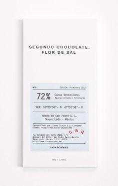 chocolate + sea salt