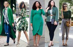 Verde - Um poderoso instrumento de comunicação através das roupas: a cor. Veja significados;