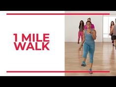1 Mile Walk with Nadyia | Walk at Home - YouTube Belly Fat Burner Workout, Tummy Workout, Leslie Sansone, Gym Video, Dark Circles Under Eyes, Walking Exercise, Workout Videos, Workout Tips, Circuit Training
