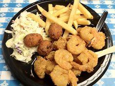 Sea Shack HILTON HEAD, SOUTH CAROLINA- Fried Shrimp & Scallops