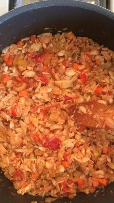 Aruba Food, Nasi Goreng, Fried Rice, Crockpot, Slow Cooker, Foodies, Food And Drink, Yummy Food, Dishes