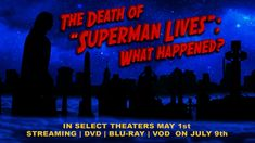 """The Death of """"Superman Lives""""; What Happened? FINAL TRAILER 2015"""