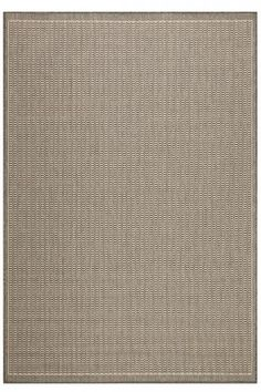 Saddlestitch All-Weather Area Rug - Outdoor Rugs - Contemporary Rugs - Rugs | HomeDecorators.com     For stairwell to basement