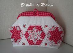 El taller de Maricú: Mini bolso Mary Poppins