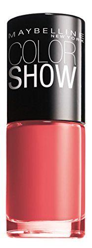 Esmalte de Uñas Color Show 342 Coral Craze de Maybelline Maybelline http://www.amazon.es/dp/B00BJHNE4C/ref=cm_sw_r_pi_dp_dlHzwb1NM70ZA