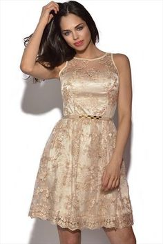 Just had to pin this Little Mistress Luxe Lace Dress from www.vestryonline.com/