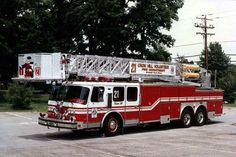 Oxon Hill Volunteer Fire Department, Maryland