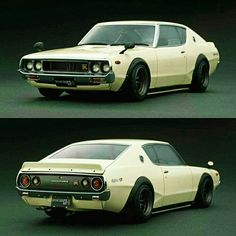 Classic Car News Pics And Videos From Around The World Vintage Sports Cars, Retro Cars, Classic Japanese Cars, Classic Cars, Datsun Car, Gt Turbo, Nissan Gtr Skyline, Automobile, Japan Cars
