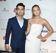 Split: The singer and model Gigi Hadid called off their relationship earlier this month, and she has since been spotted with former One Direction star Zayn Malik