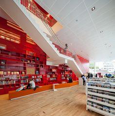 'Plassen' cultural center in Molde, Norway | 3XN | Bustler