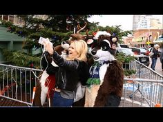 Emerald City Critters Christmas 2015 - Pike Place Market & Waterfront