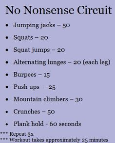 squat circuit - Google Search