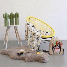 Las nuevas mochilas para el cole o la guardería de la colección Atrapasueños! Geniales para las escapadas de finde y que tu peque guarde sus cosas!