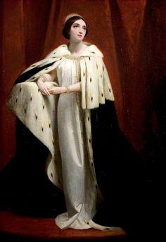 Charles Robert Leslie. Ellen Tree, Mrs Charles Kean as Hermione. 1840