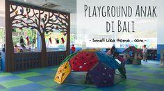Playground Anak di Bali