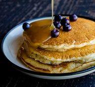 The BEST Gluten Free Pancakes