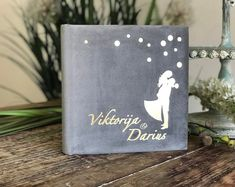 Wedding albums and scrapbooks by DiartHandMadeGifts on Etsy Wedding Photo Books, Wedding Photo Albums, Wedding Guest Book, Wedding Photos, Photo Guest Book, Guest Book Sign, Vintage Lace Weddings, White Weddings, Vintage Photo Album