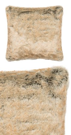 Bring some stealthness to your style by adding beautiful blond faux fur pillows to your favorite corners of your home or office. A rich compliment to a chocolate leather club chair, or neutral bed line...  Find the Lynx Pillow Cover, as seen in the Industrial Iridescence Collection at http://dotandbo.com/collections/industrial-iridescence?utm_source=pinterest&utm_medium=organic&db_sku=116803