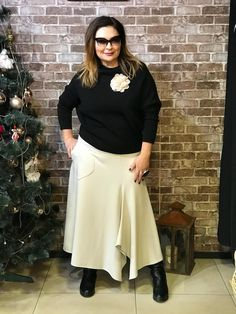 Фотография Hijab Fashion, Boho Fashion, Fashion Dresses, Womens Fashion, Mature Fashion, Plus Size Fashion, Cool Outfits, Casual Outfits, Plus Size Coats