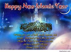 Happy new year islamic 2015 wishes