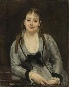 Paul Baudry Anna Crémieu-Bénédite en 1876