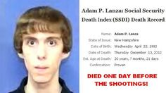 Bombshell: Sandy Hook shooter died day before shootings - Denver Conspiracy   Examiner.com