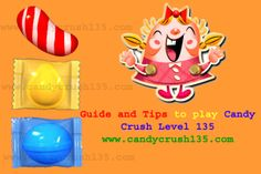 Having trouble to clear Candy Crush Level 135? Visit us at www.candycrush135.com! We are providing Guide, Tips and Videos to play well.
