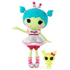 Another set of Lalaloopsy dolls are coming. New large dolls and the new line of Lalaloopsy Loopy Hair. Shopkins, Lalaloopsy Party, Barbie Party, Falling Stars, Little Tikes, Cute Dolls, Doll Accessories, Fashion Dolls, Kids Toys