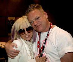 Lady Gaga og Andy Bell