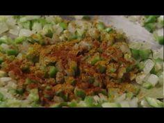 Vegetarian Recipe-How to Make Indian Inspired Vegetable Bhaji