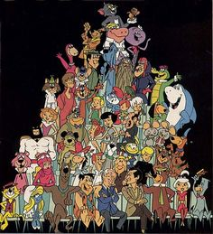 Thank you Hanna Barbera