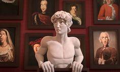 8 cortometrajes para aprender Historia del Arte