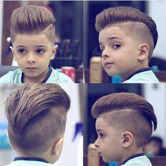 Little boy haircuts 2018 kids hairstyle haircut ideas, designs and diy. Cute Boy Hairstyles, Kids Hairstyles Boys, Little Girl Hairstyles, Hairstyles Haircuts, Boys Haircuts 2018, Little Boy Haircuts, Short Curly Hair, Short Hair Styles, Stylish Haircuts