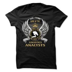 Im A LOGISTICS ANALYSTS T-Shirts, Hoodies (23$ ==► Order Here!)